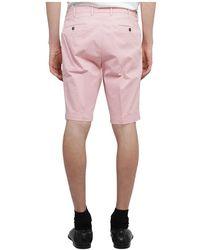 PT Torino - Shorts Rosa - Lyst