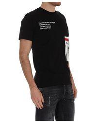 Chanel Vintage T-shirt Negro