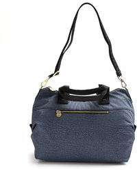 Borbonese Bag - Bleu