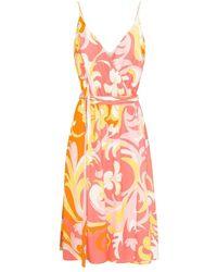 Emilio Pucci Dress - Roze