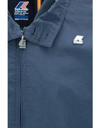 K-Way Shirt Azul
