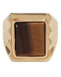 Bottega Veneta Ring - Bruin
