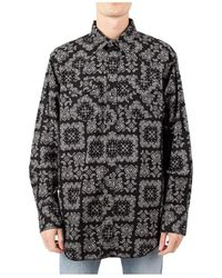 Engineered Garments Shirt - Schwarz