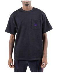 Needles - T-shirt - Lyst