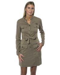 Aeronautica Militare Dress - Grün