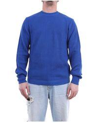 Heritage Ml0195g78 Crewneck Sweatshirt - Blauw