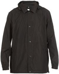 Burberry Coat - Zwart