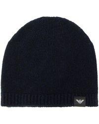 Emporio Armani Hat - Zwart