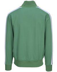 Palm Angels Track jacket Verde