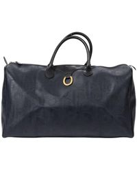 Dior Boston Bag - Blauw