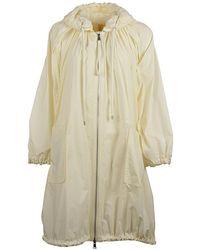 Moncler Coat - Geel
