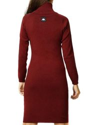 Kappa Dress Rojo