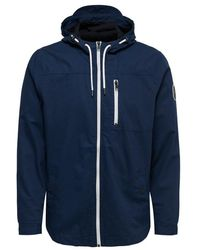 Only & Sons Jas Hoodie - Blauw