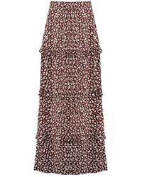 Harper & Yve Macey Skirt - Bruin