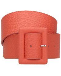 Orciani Belt - Orange