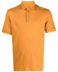 Ermenegildo Zegna Polo Shirt - Oranje