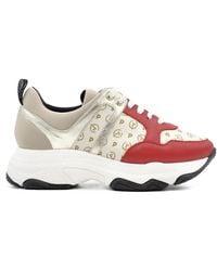 Pollini Sneakers Ambra50 Heritage - Rosso