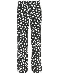 Michael Kors Wide trousers - Negro