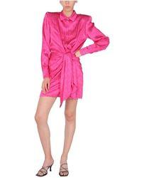 Magda Butrym Dress - Roze