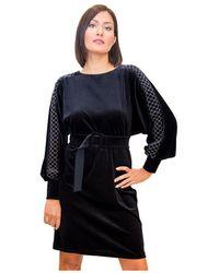 Marella Dress - Zwart