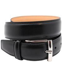 Crockett & Jones Belt Belt - Noir