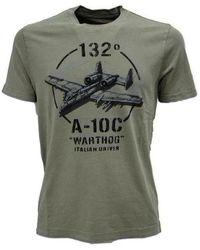 Aeronautica Militare T-Shirt - Vert