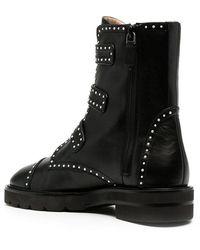 Stuart Weitzman Boots Negro