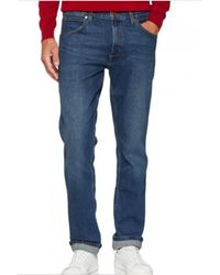 Wrangler Jeans W15q2325f - Blauw