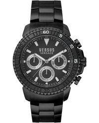 Versus Aberdeen Bracelet Watch - Schwarz
