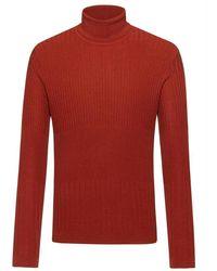 BOSS by Hugo Boss Sblock Coltrui Sweatshirt - Rood