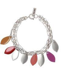 Isabel Marant Bracelet With Charms - Grijs