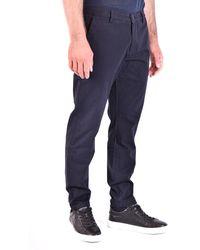 Brian Dales Trousers - Bleu