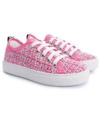 "Pinko Sneakers ""pinolo"" - Roze"