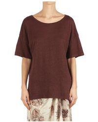 Diega T-shirt 6721 - Bruin