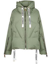 Khrisjoy Padded Jacket - Groen