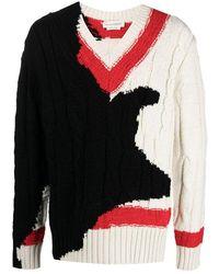 Alexander McQueen - Sweater - Lyst