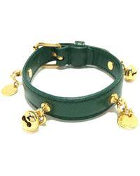 Prada Tweedehands Armband - Groen