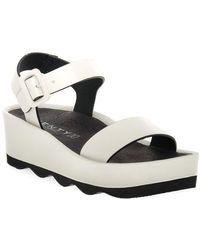 Vienty Sandals - Blanc