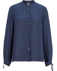 Filippa K Shirt - Blau