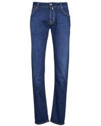 Jacob Cohen Jeans J622 Comf 00919 W1 11 - Blauw