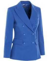 Custommade• Blazer Azul