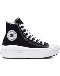 Converse - Chuck Taylor All Star Move - Lyst