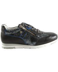 Wolky Sneakers 0252529-000 - Zwart