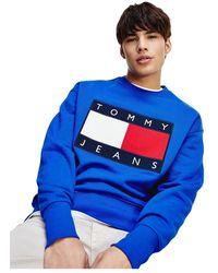 Tommy Hilfiger Sweatshirt - Blauw
