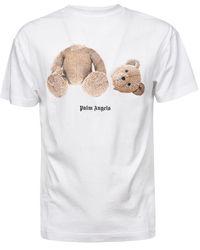 Palm Angels T-shirt - Wit