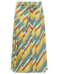 Marella Long skirt - Jaune