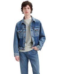 Levi's Vintage Clothing 1961 Type Iii 557 Jacket - Blauw