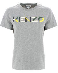 KENZO T-shirt - Grijs