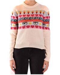 Chiara Ferragni Sweater - Naturel