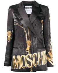 Moschino Jacket - Zwart